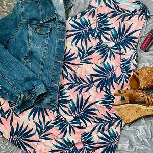 Amelia James Seaside Dress 🌴Tropical Print🌴